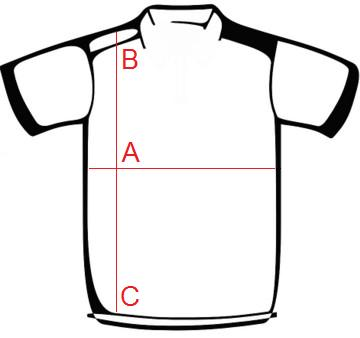 cd6be0ba7c09 1) Tričko důkladně rozložte na rovné ploše